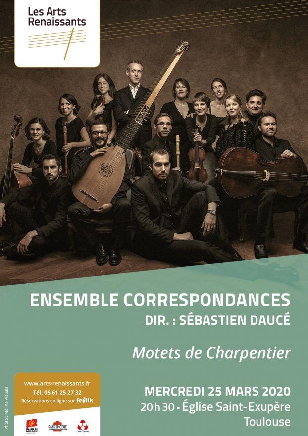 Arts Renaissants - Ensemble Correspondances