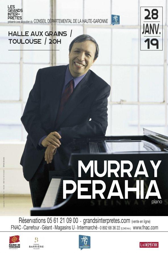 Les Grands Interprètes - Murray Perahia