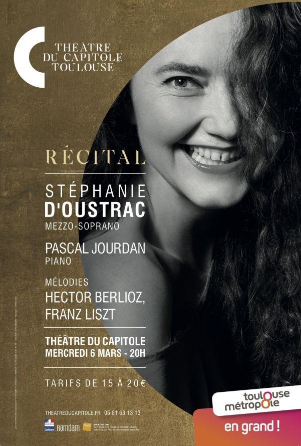 Théâtre du Capitole - Stéphanie d'Oustrac