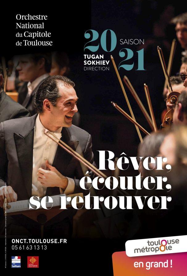 Orchestre national du Capitole 20/21