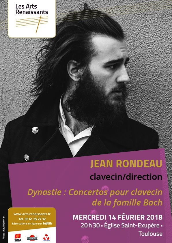 Arts Renaissants - Jean Rondeau