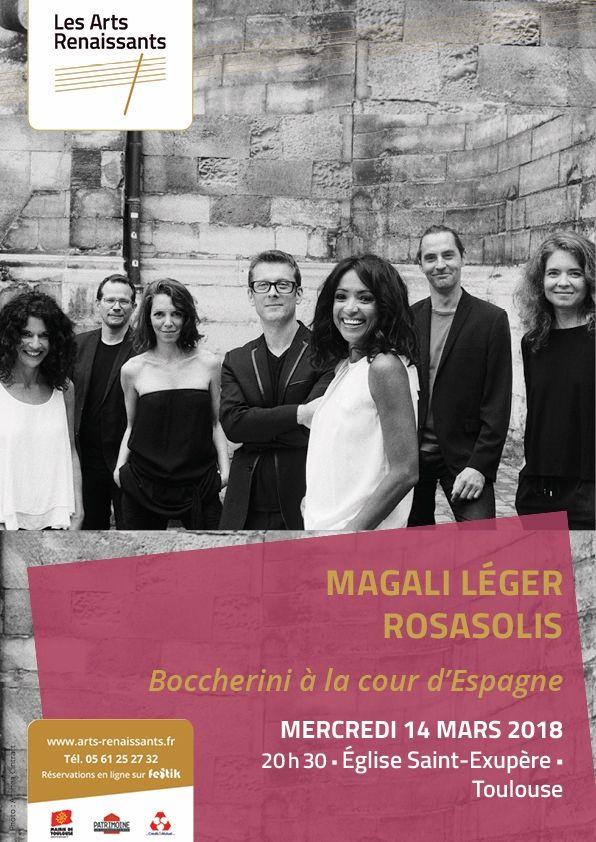 Arts Renaissants - Magali Léger Rosasolis