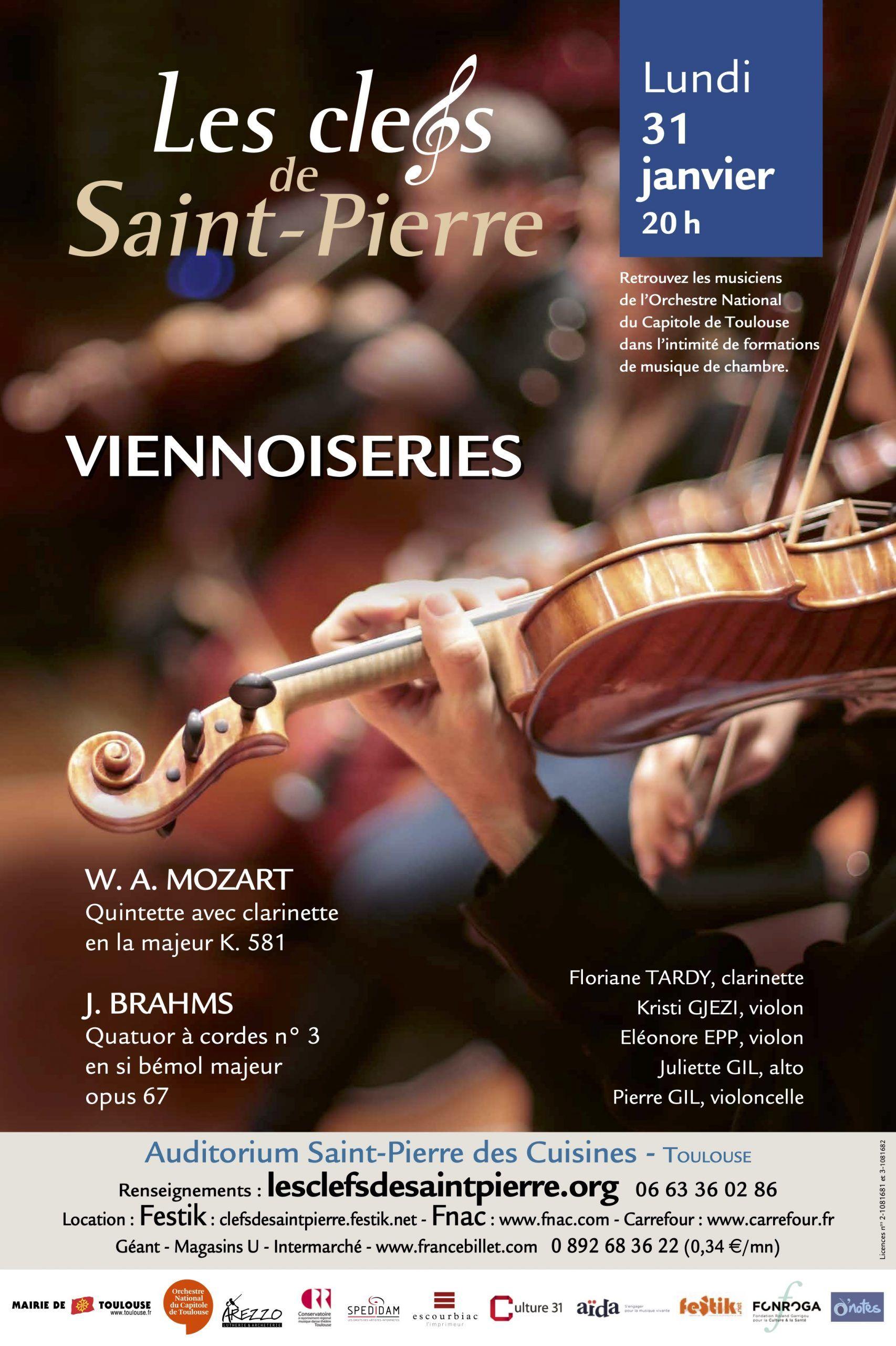 Les Clefs de Saint-Pierre - Viennoiseries