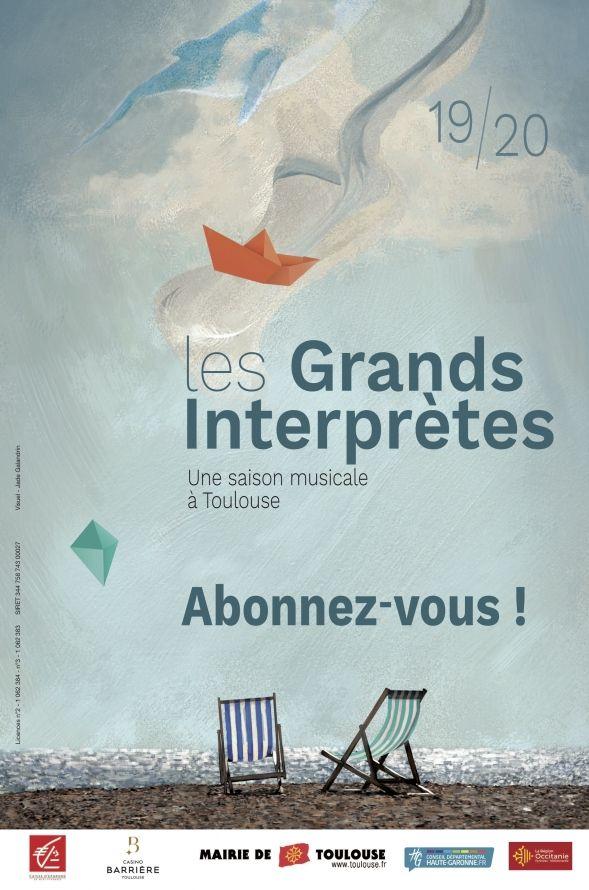 Les Grands Interprètes 19/20