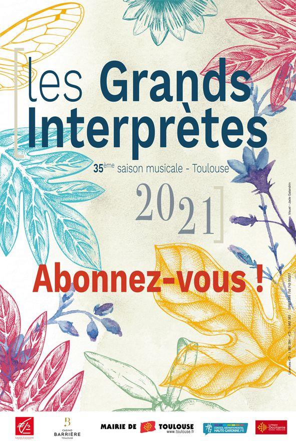 Les Grands Interprètes 20/21