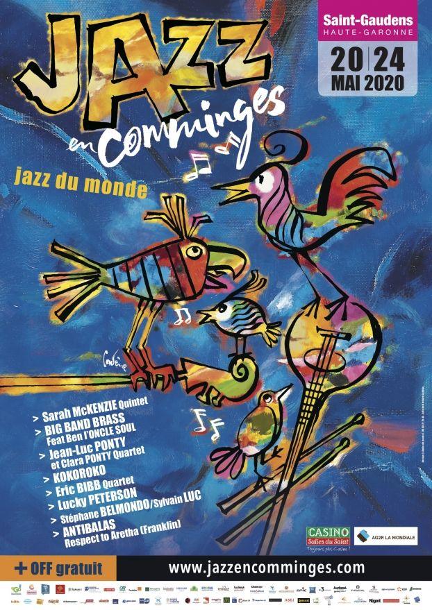 Jazz en Comminges 2020