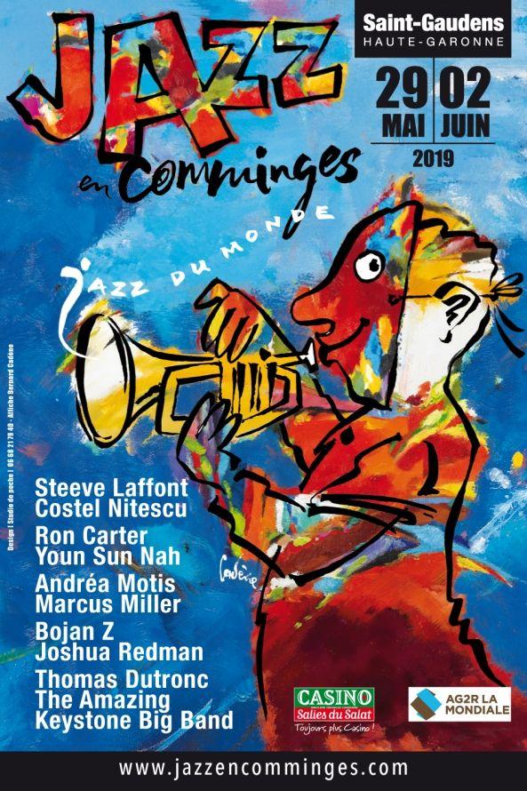 Jazz en Comminges 2019