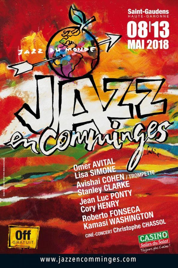 Jazz en Comminges Off 2018