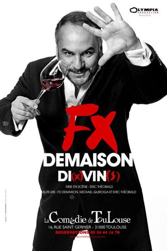 La Comédie de Toulouse - FX Demaison