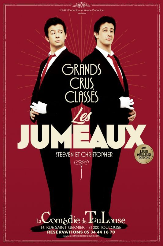La Comédie de Toulouse - Les Jumeaux