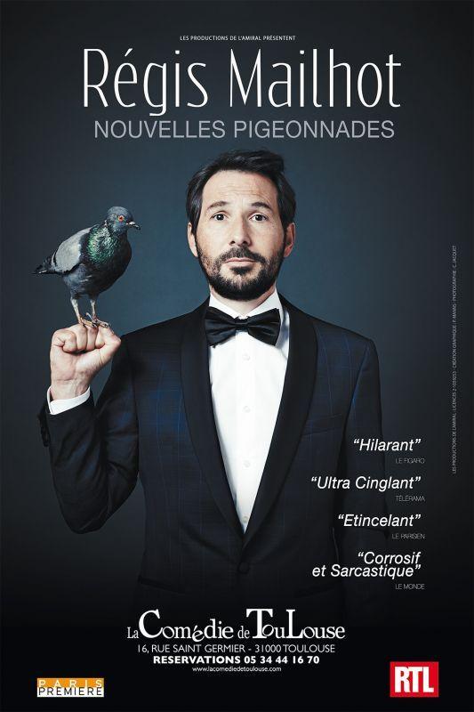La Comédie de Toulouse - Régis Mailhot