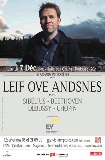 Les Grands Interprètes - Leif Ove Andsnes