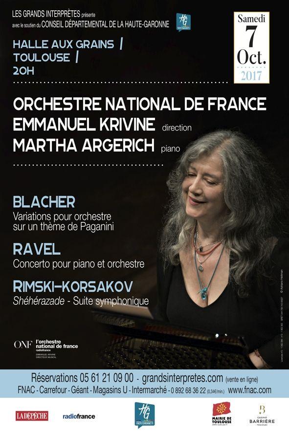 Les Grands Interprètes - Orchestre National de France