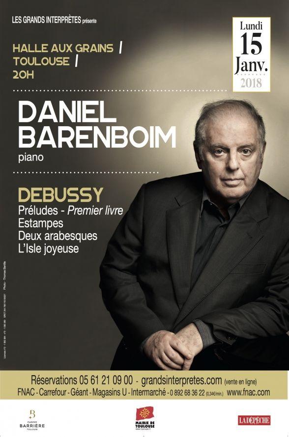 Les Grands Interprètes - Daniel Barenboim
