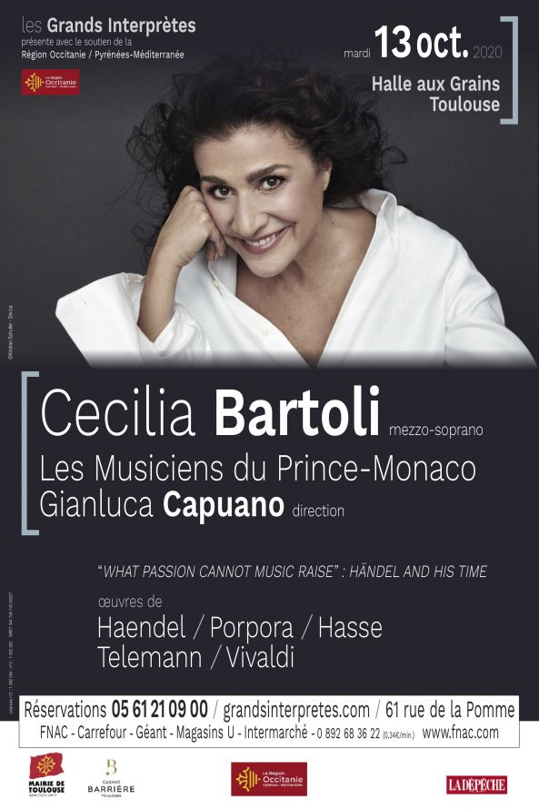 Les Grands Interprètes - Cecilia Bartoli