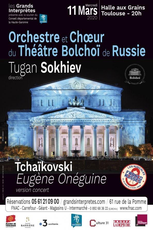 Les Grands Interprètes - Orchestre et coeur du Théâtre Bolchoï