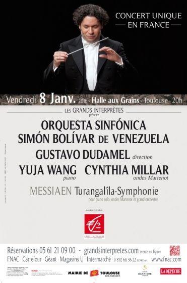Les Grands Interprètes - Orchesta sinfónica Simón Bolívar de Venezuela