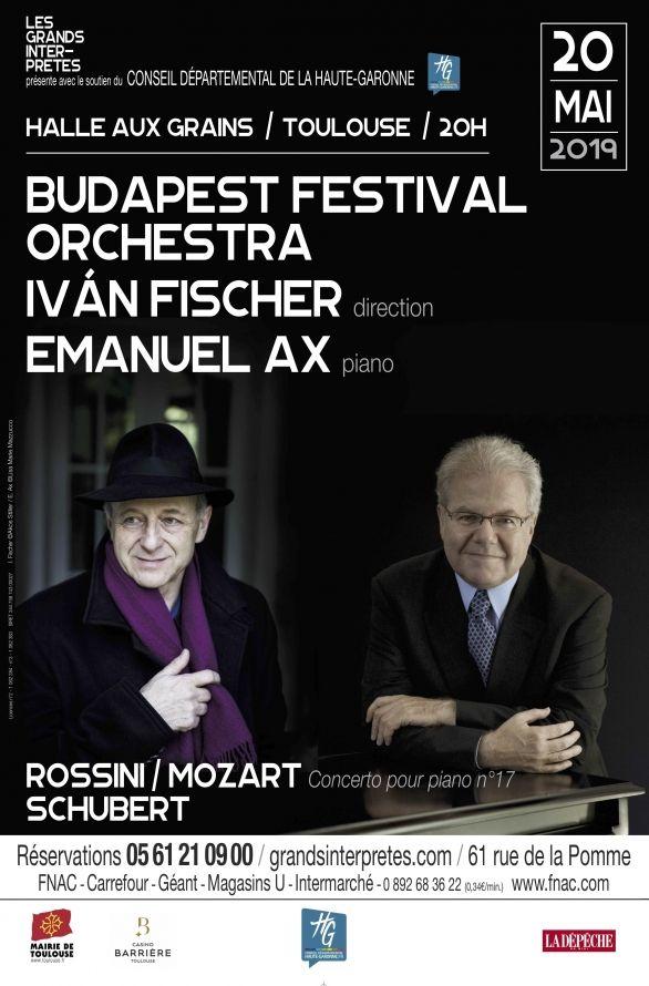 Les Grands Interprètes - Budapest Festival Orchestra