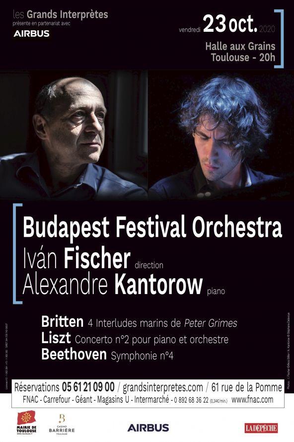 Les Grands Interprètes - Budapest Festival