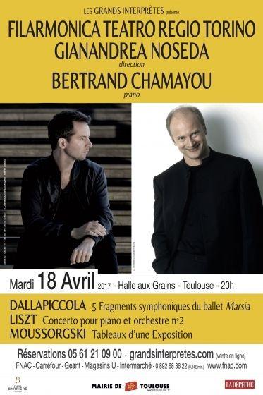 Les Grands Interprètes - Filarmonica Teatro Regio Torino