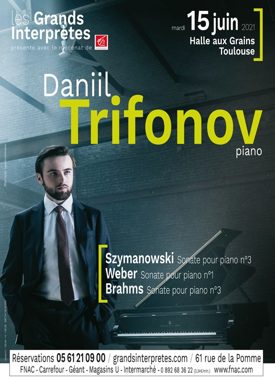 Les Grands Interprètes - Daniil Trifonov