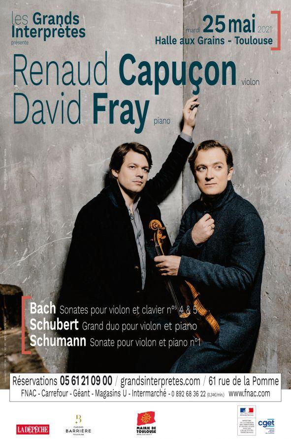 Les Grands Interprètes - Renaud Capuçon & David Fray