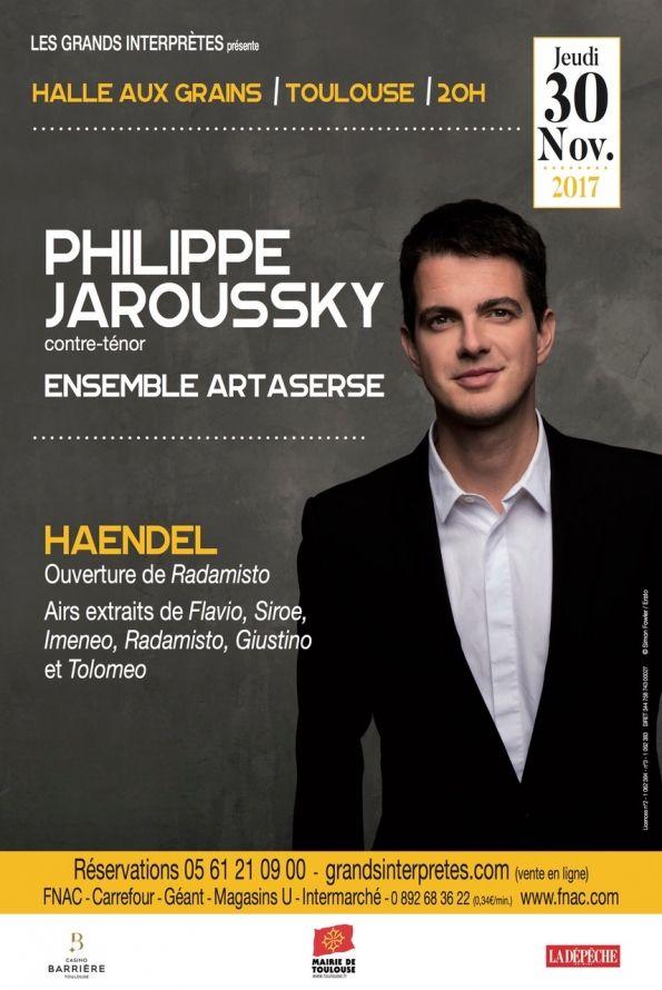 Les Grands Interprètes - Philippe Jaroussky