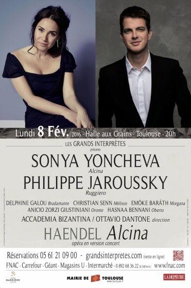 Les Grands Interprètes - Sonia Yoncheva & Philippe Jaroussky