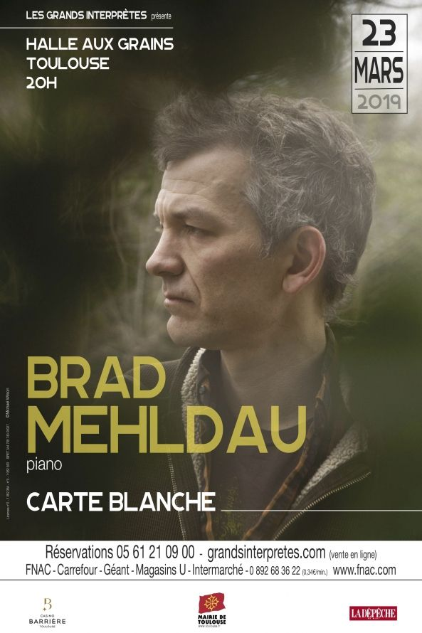 Les Grands Interprètes - Brad Mehldau