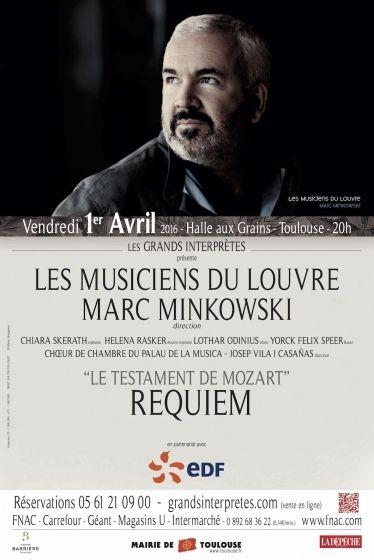 Les Grands Interprètes - Les musiciens du Louvre