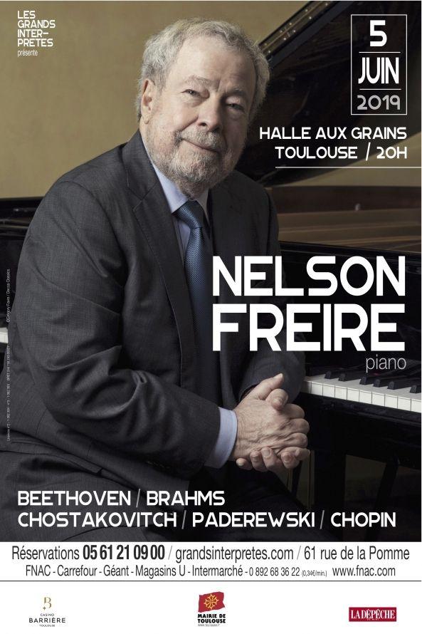 Les Grands Interprètes - Nelson Freire