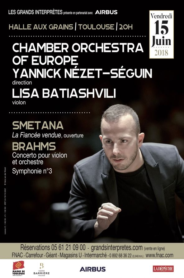 Les Grands Interprètes - Chamber Orchestra of Europe