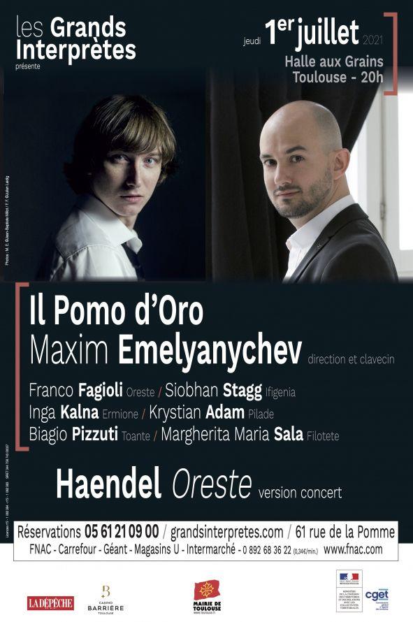 Les Grands Interprètes - Maxim Emelyanychev
