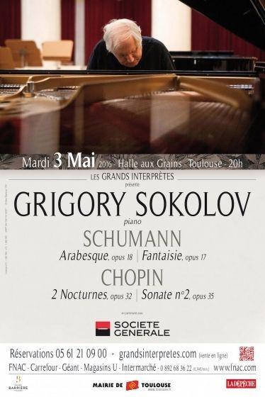 Les Grands Interprètes - Grigory Sokolov