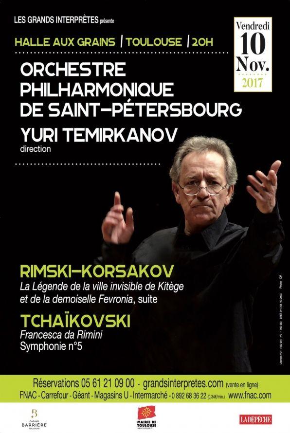 Les Grands Interprètes - Orchestre Philharmonique de Saint-Pétersbourg