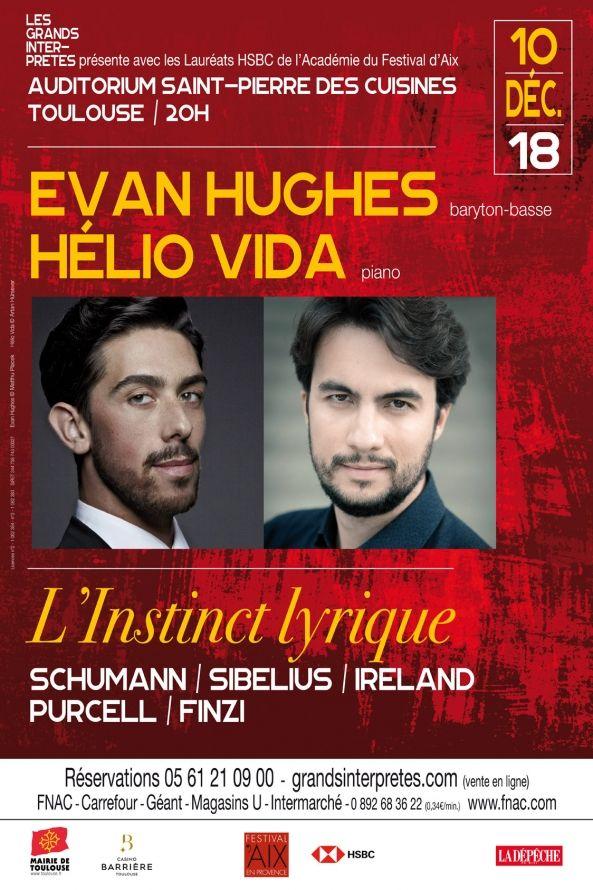 Les Grands Interprètes - Evan Hughes & Hélio Vida