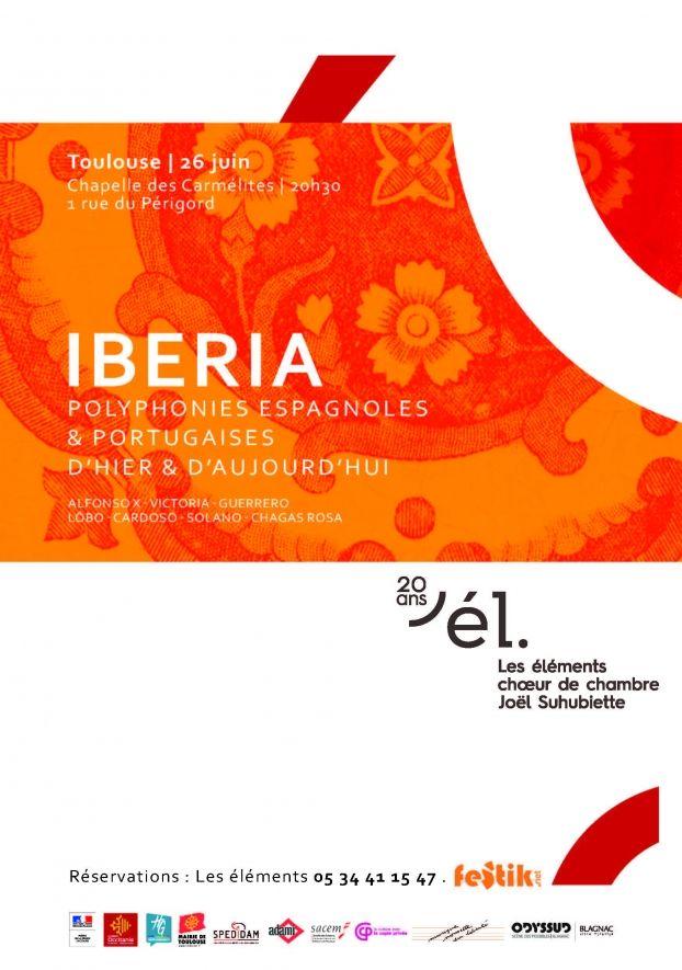 Les éléments - iberia