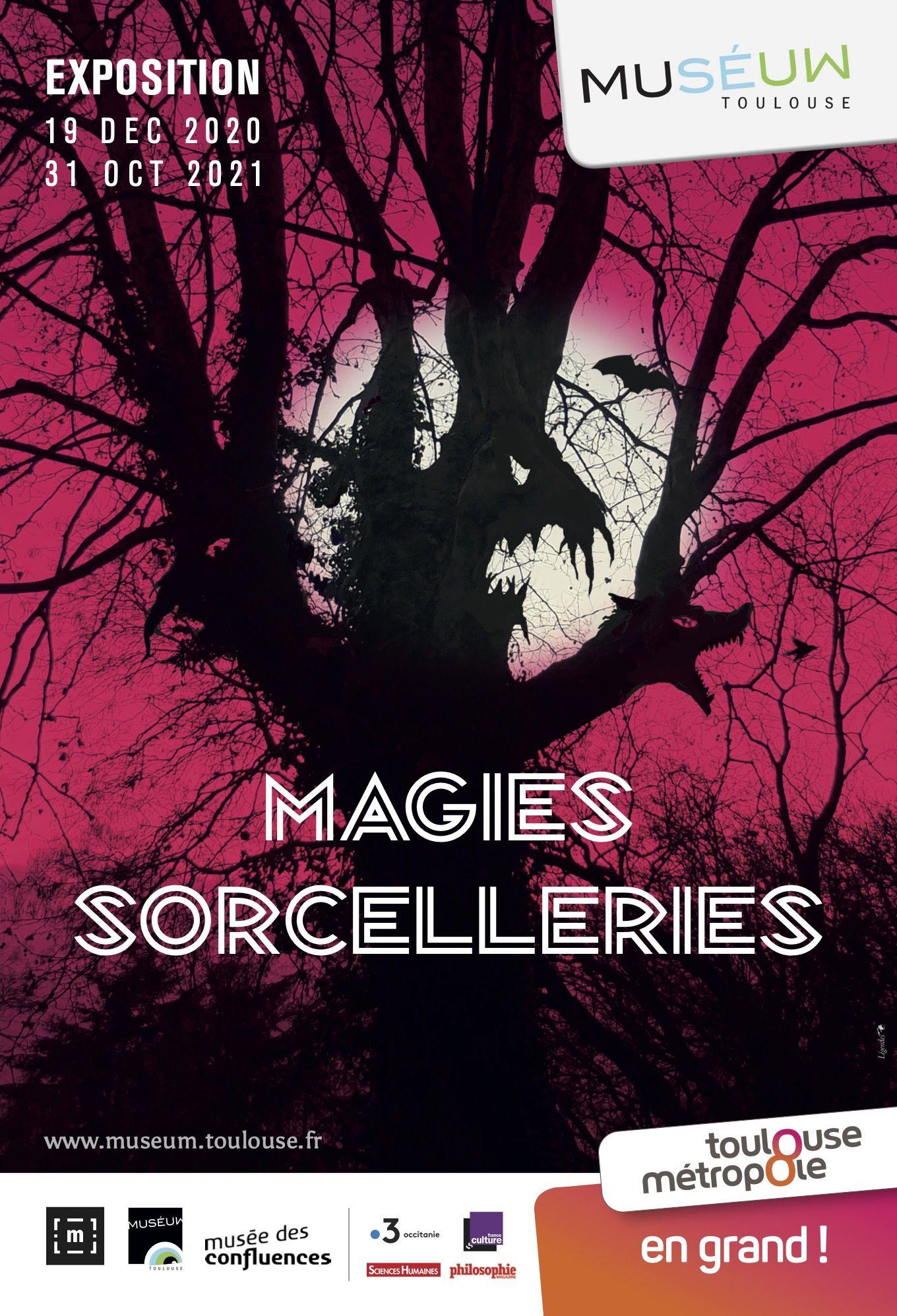 Muséum de Toulouse - Magies Sorcelleries