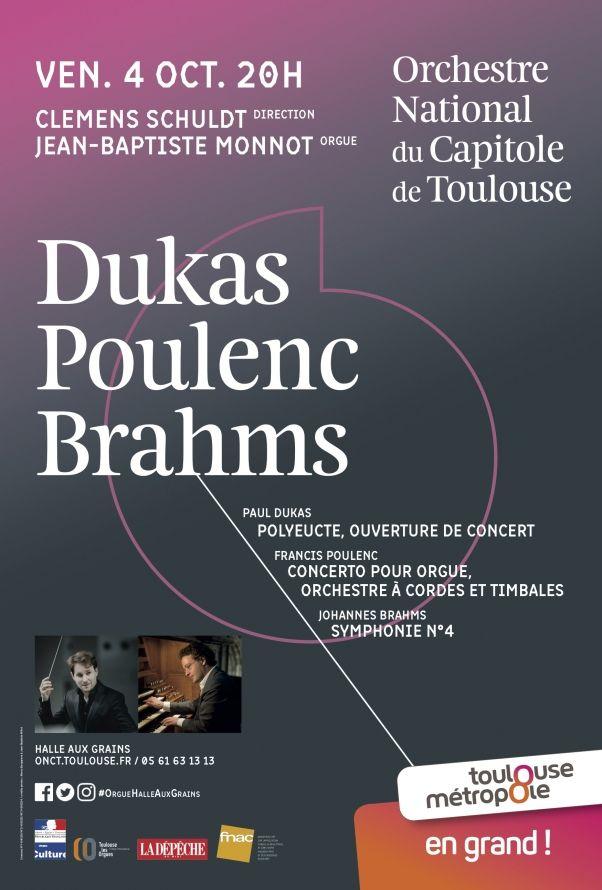 Orchestre National du Capitole - Clemens Schuldt