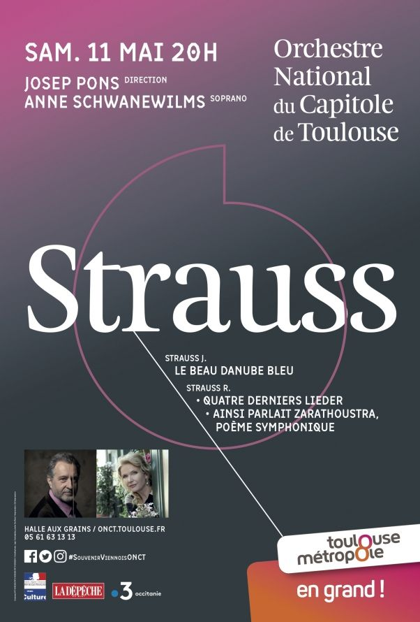 Orchestre National du Capitole - Strauss