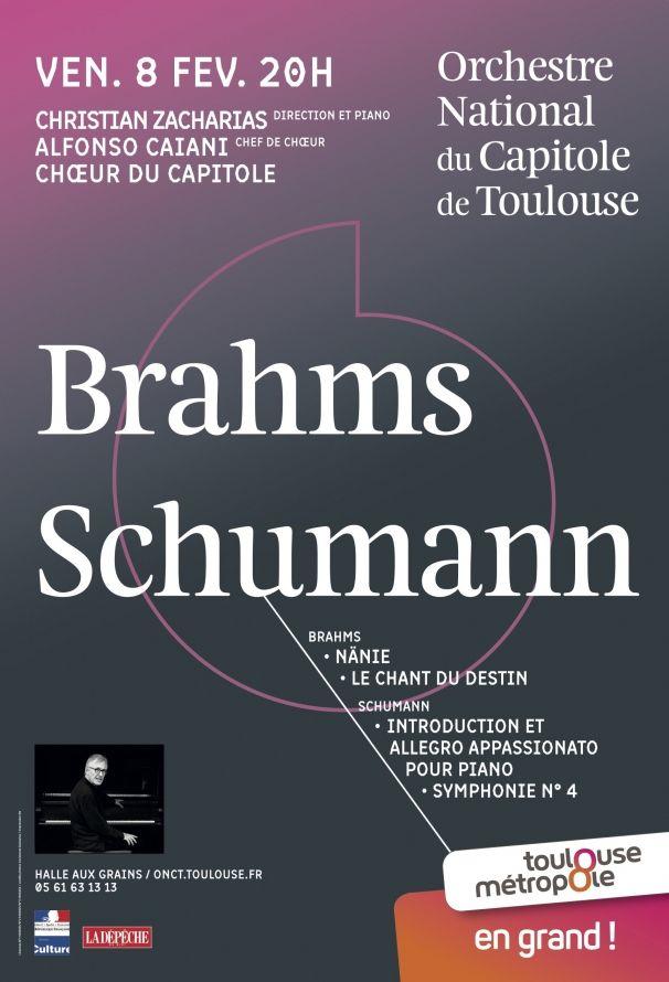 Orchestre National du Capitole - Christian Zacharias