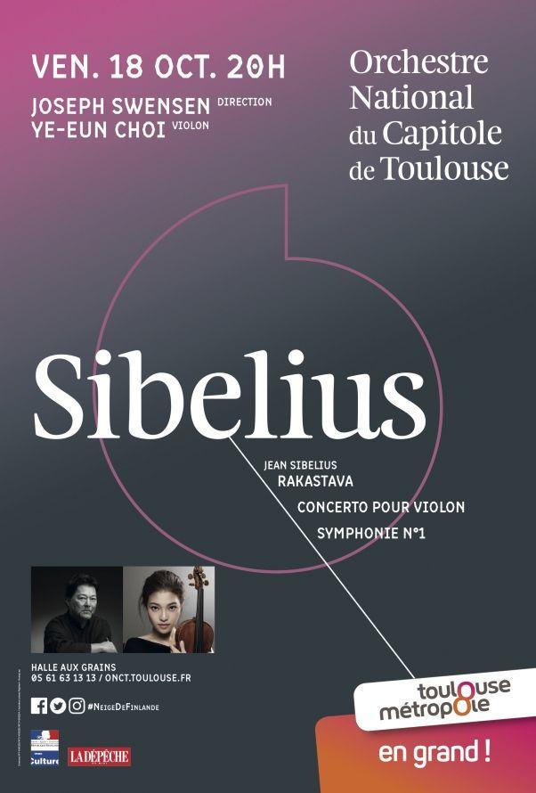 Orchestre National du Capitole - Sibelus