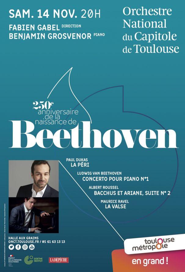 Orchestre national du Capitole - Fabien Gabel