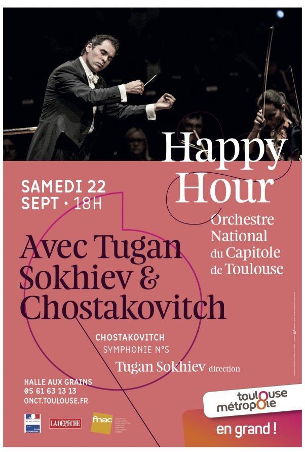 Orchestre National du Capitole - Happy Hour