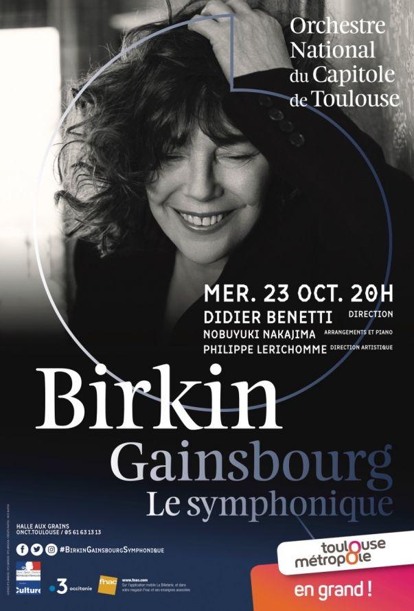 Orchestre National du Capitole - Birkin