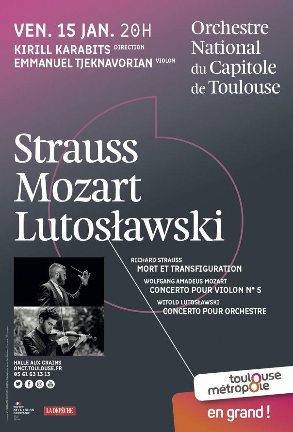 Orchestre national du Capitole - Kirill Karabits