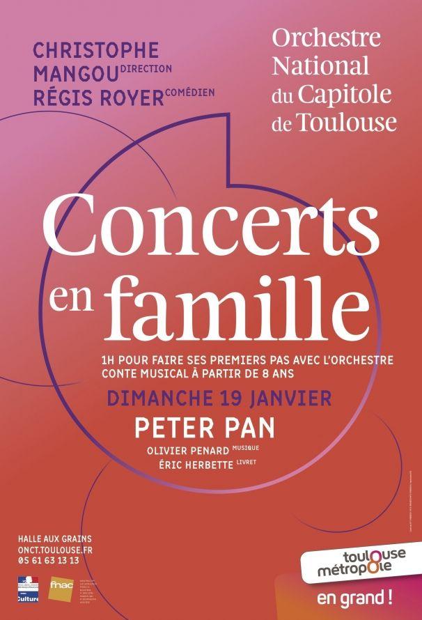 Orchestre National du Capitole - Peter Pan