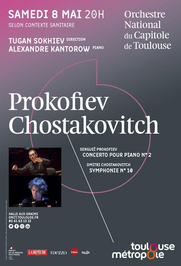 Orchestre national du Capitole - Tugan Sokhiev