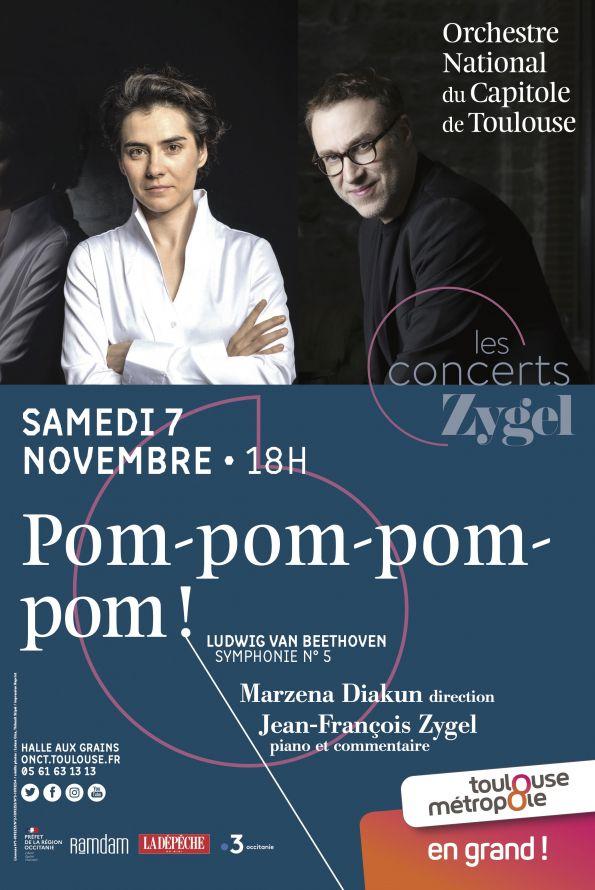 Orchestre national du Capitole - Pom-Pom- Pom-Pom !