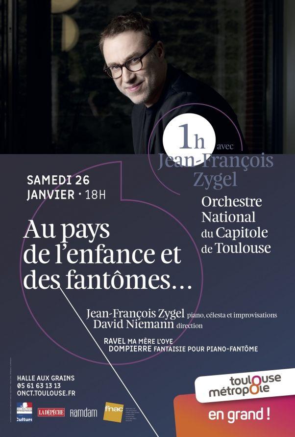 Orchestre National du Capitole - Au pays de l'enfance des fantômes..
